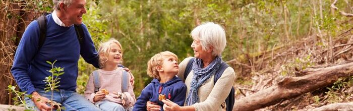 Grandkids: Ways The Kiddos Help Battle Dementia