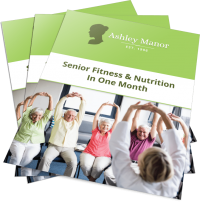 Senior Fitness & Nutrition In One Month
